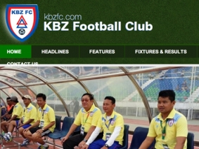 KBZ Myanmar Football Club