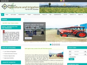 Ministry of Agriculture and Irrigation