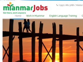 Myanmar jobs UK