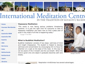 International meditation centre