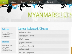 Myanmarsongs.net