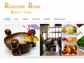 Rangoon Ruby Restaurant