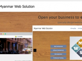 Myanmar Web Solutions