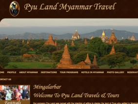Pyuland Myanmar Travel